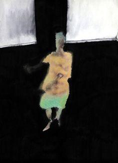 """Saatchi Online Artist Danilo Santinelli; Painting, """"Girl dancing"""" #art"""