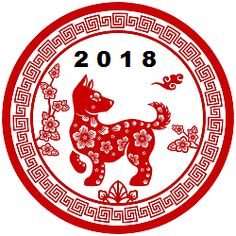 2018 Chinese New Year Horoscopes for Year of Dog. 2018 Chinese Zodiac predicts the fortune of money, love and career for 12 Chinese zodiac animal signs. You can have extra Chinese Five Element Astrology prediction by providing the birthday information. Dog Photos, Dog Pictures, Dog Zodiac, Chinese New Year Zodiac, New Year Printables, Chinese Dog, Chinese Astrology, Dog Years, Art N Craft