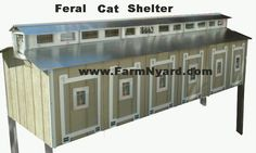 K&H Pet Products Heated A-frame Indoor/Outdoor Cat Bed Feral Cat Shelter, Feral Cat House, Outdoor Cat Shelter, Outdoor Shelters, Outdoor Cats, Feral Cats, Animal Shelter, Cat Shelters, Tnr Cats