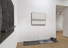 Bernier/Eliades Gallery | Pier Paolo Calzolari | 2011 | Installation view | Photo by Boris Kirpotin