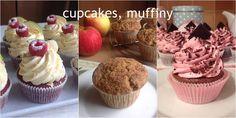 VÍKENDOVÉ PEČENÍ: Recepty na cupcakes a muffiny