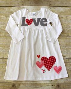 Whole Lotta Love Valentines Dress by goatandlulu on Etsy https://www.etsy.com/listing/174557403/whole-lotta-love-valentines-dress