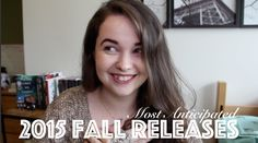 Most Anticipated Book Releases of Fall 2015