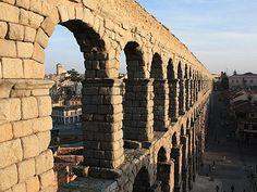 Roman Aquaduct, Segovia