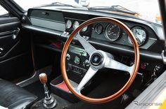 1972年 いすゞ ベレット1600GT-R