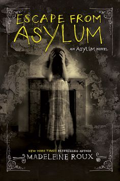 Escape from Asylum By Madeleine Roux - A chilling tale set in the Brookline psychiatric hospital, from a New York Times bestselling author. A mental patient is selected for a special program — but the warden's goal is not to find a cure… Good Books, Books To Read, My Books, Horror Books, Horror Movies, Asylum Book, Young Adult Fiction, Books For Teens, Teen Books