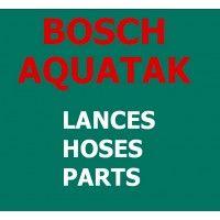 Bosch Aquatak - Washer, Lances, Hoses, and Parts
