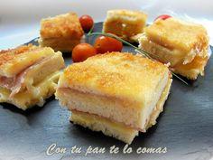 Perfecto para servir en una comida o cena informal con amigos. Te cuentan cómo prepararlo desde el blog CON TU PAN TE LO COMAS.