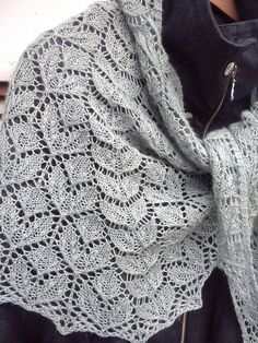 Ravelry: Ash Leaf pattern by Mia Rinde