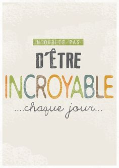 Motivation Quotes : A new phrase to paint on my classroom wall! - About Quotes : Thoughts for the Day & Inspirational Words of Wisdom French Phrases, French Words, French Quotes, French Kiss, The Words, Cool Words, Words Quotes, Life Quotes, Sayings