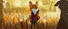 "First Look at Walt Disney Animation's ""Zootopia"" – #Zootopia"