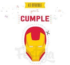 3 IDEASCumpleaos Iron Man  Iron Man themed party