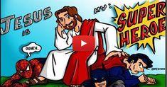 Sunday School Classroom, Christian Love, Church Activities, Kids Church, Superhero Party, Superman, Christianity, Bible, Comics