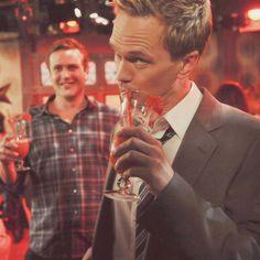 Barney and Marshall
