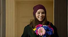 In the film, Emilia Clarke stars as Louisa Clark. Watch Me Before You, Me Before You 2016, Emilia Clarke, Female Actresses, British Actresses, Bumble Bee Tights, Game Of Thrones 5, Nicholas Sparks, Zooey Deschanel