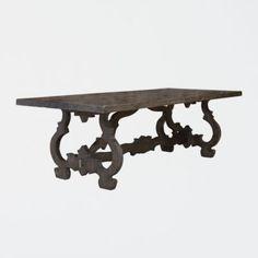 Terrain Baroque Dining Table #shopterrain