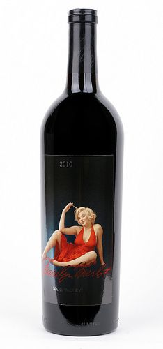International Vines, Inc: Marilyn Merlot 2010