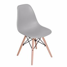 Buy Factory Pp Dining Chair Living Room Furniture Beech Wood Dowel