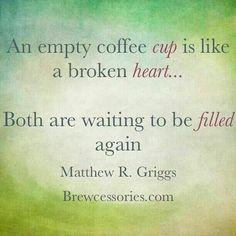 Matthew R. Griggs. Coffee.