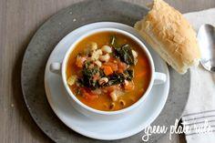 green plate rule // gf recipes