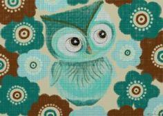 Blue Eyed Night Owl: Pretty Paintings