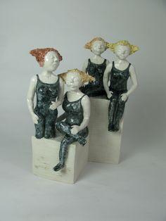 Vier zussen made by Tonny Cooyman