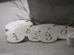 clay tags