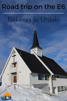 Some road trips we do involve going along some of the longest roads in Europe and in this post we be telling you the best parts of the E6 from Kirkenes at the top of Norway to Utsjoki on the Finnish/Norway border