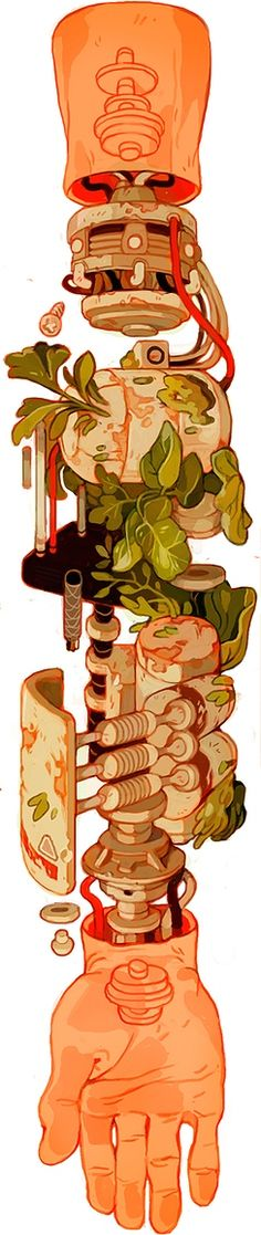 ☆ Illustration Artist :→: Sachin Teng ☆