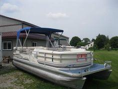 pontoon cruiser Vintage riviera
