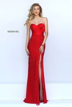 Sherri HIll #50046 in red or black