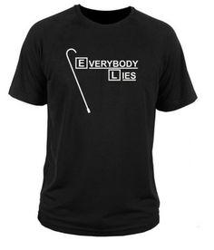 koszulka  t-shirt  dr House Evrybody Lies