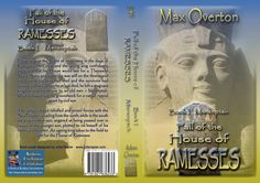 Fall of the House of Ramesses, Book 1: Merenptah by Max Overton (Historical: Ancient Egypt)