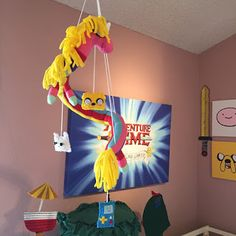 Adventure Time Bedroom Project Adventure Time Room