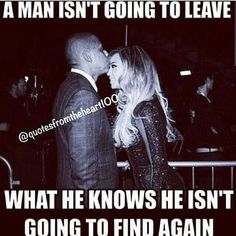 At the end he always comes back....