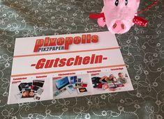 Gewinn: Pixopolis - Die Plaudertasche
