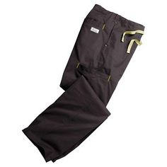 IguanaMed Stealth Unisex Scrub Pants - Carbon Black(Xxxl)