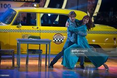 Derek Hough and Marilu Henner  - The 13 celebrities get ready to dance to some…