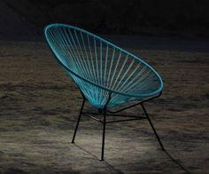 The Acapulko Chair » OK Design » Varumärken - Kila Möbler