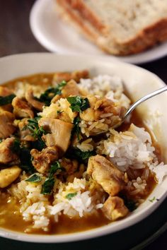 Chicken Curry in a Hurry | Mel's Kitchen Cafe
