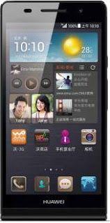 Cara Hard Reset Huawei Ascend P6 S   instal ponsel