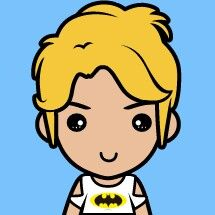Found this really cute app called faceq