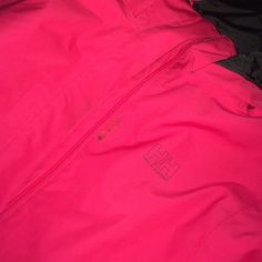 a pink Helly Hansen coat been worn about 3 times. in good condition. helly hansen Jackets & Coats