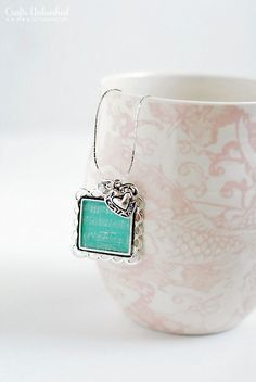 Sheet Music Mother's Day Charm Necklace