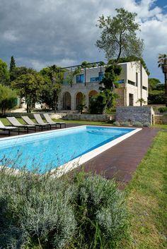 Architecture Beast: Mediterranean Villa in Ancient Croatian Town…