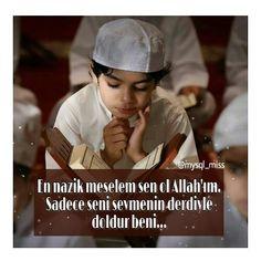 """""""En nazik meselem sen ol Allah'ım. Sadece seni sevmenin derdiyle doldur beni..."""" . . . . . . . #mysql_miss . . . . . . #ilim#talebe#aşk#allah#kuran#sohbet#çay#tevazu#muhabbet#arkadaş#ilim#hızmet#hilm#guzelahlak#islam#islami#ask"""