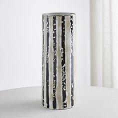 Alondra Striped Vase