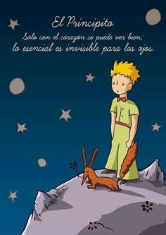 Frace del Principito Favorite Quotes, Best Quotes, Love Quotes, Inspirational Quotes, The Little Prince, Spanish Quotes, Beautiful Words, Words Quotes, Literature