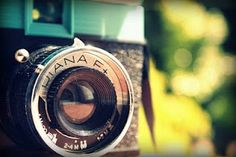 A Lomo session with my birthday gift from you :3