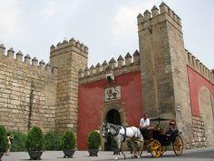 España-Andalucia-Sevilla-Reales Alcazares